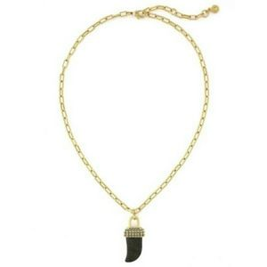 Lucky Horn Necklace
